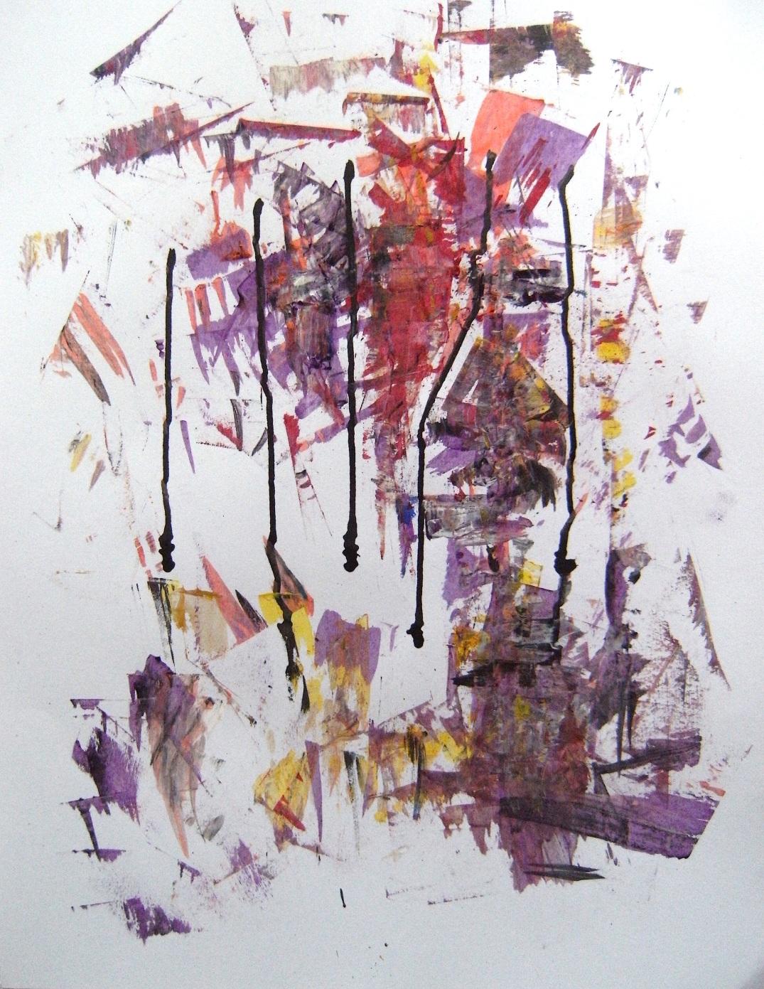 Visages de couleurs #1