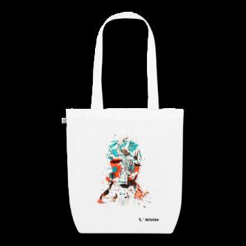 """Tote bag motif """"Alien Being"""""""