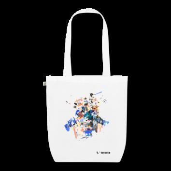 "Tote bag motif ""The Lukewarm"""