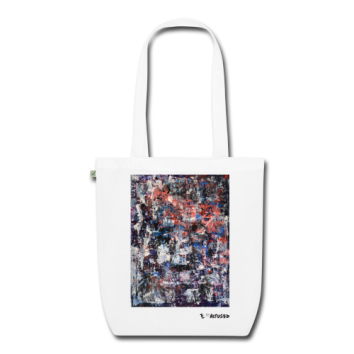 "Tote bag motif ""Visible World"""
