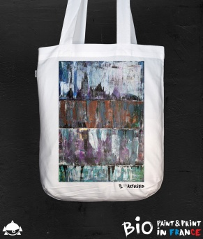 Tote bag Black Mountains